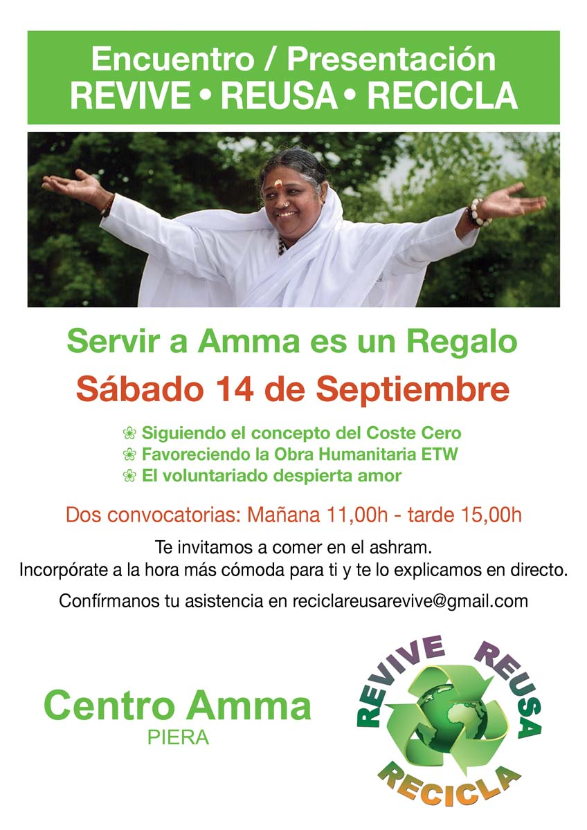 Recicla, Reusa y Revive