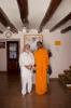 Shubamrita visita el Centro Amma