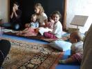 Niños en el Ashram