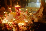 Bhagavati Puja en Piera