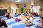 Retiro Amrita yoga en el Centro Amma de Piera (barcelona)
