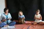 Petit Bhajan  Centro Amma-Ago20
