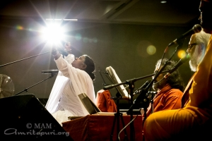 Amma en Michigan