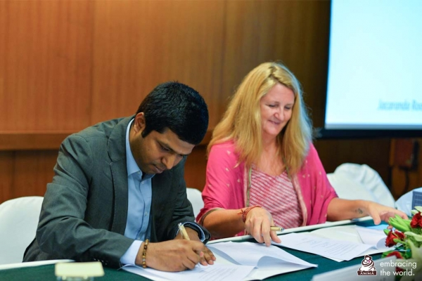 Amrita University joins EU missions in India to commit to sustainable development