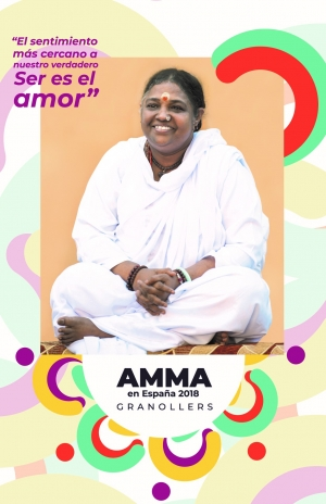 Poster Amma Granollers 2018