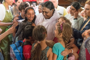 Amma in San Ramón, California